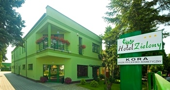 Günstiges Hotel in Posen Zielony